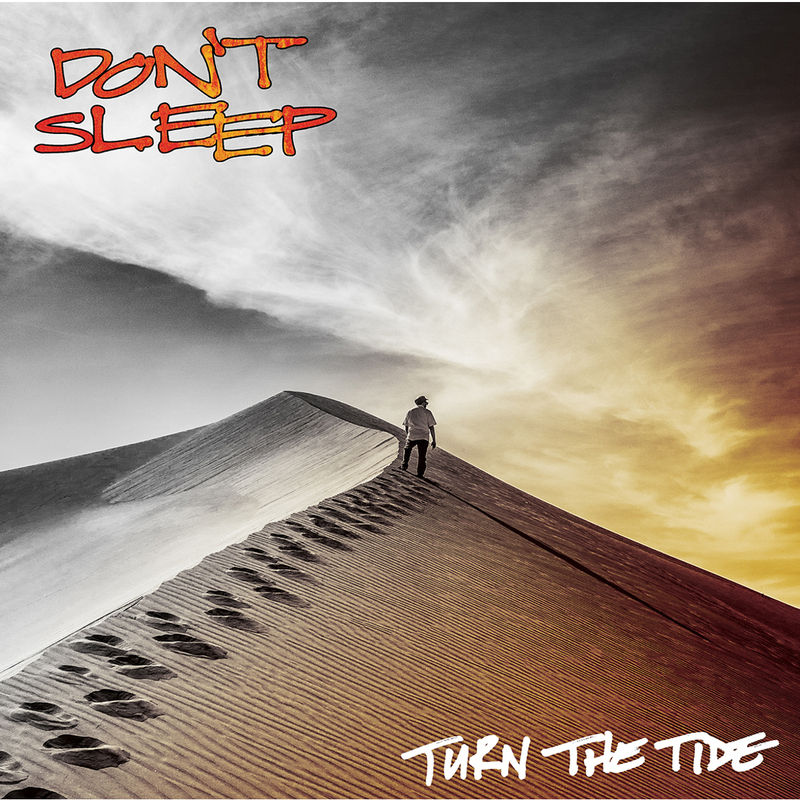 DON'T SLEEP 'Turn The Tide' LP / RED AND YELLOW VINYL EDITIONS!
