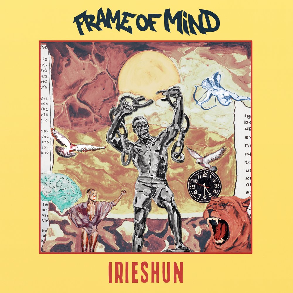 FRAME OF MIND 'Irieshun' LP