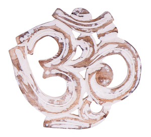 OM Symbol Walldecoration