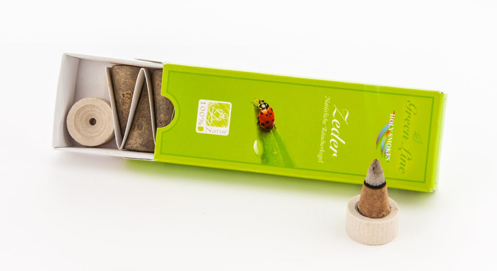 CEDERWOOD Incense Cones