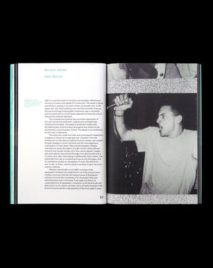 C. SLEBODA: 'Hardcore Fanzine: Good And Plenty, 1989-1992' - Book