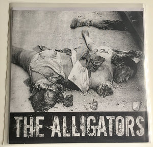 THE ALLIGATORS 's/t' 7""
