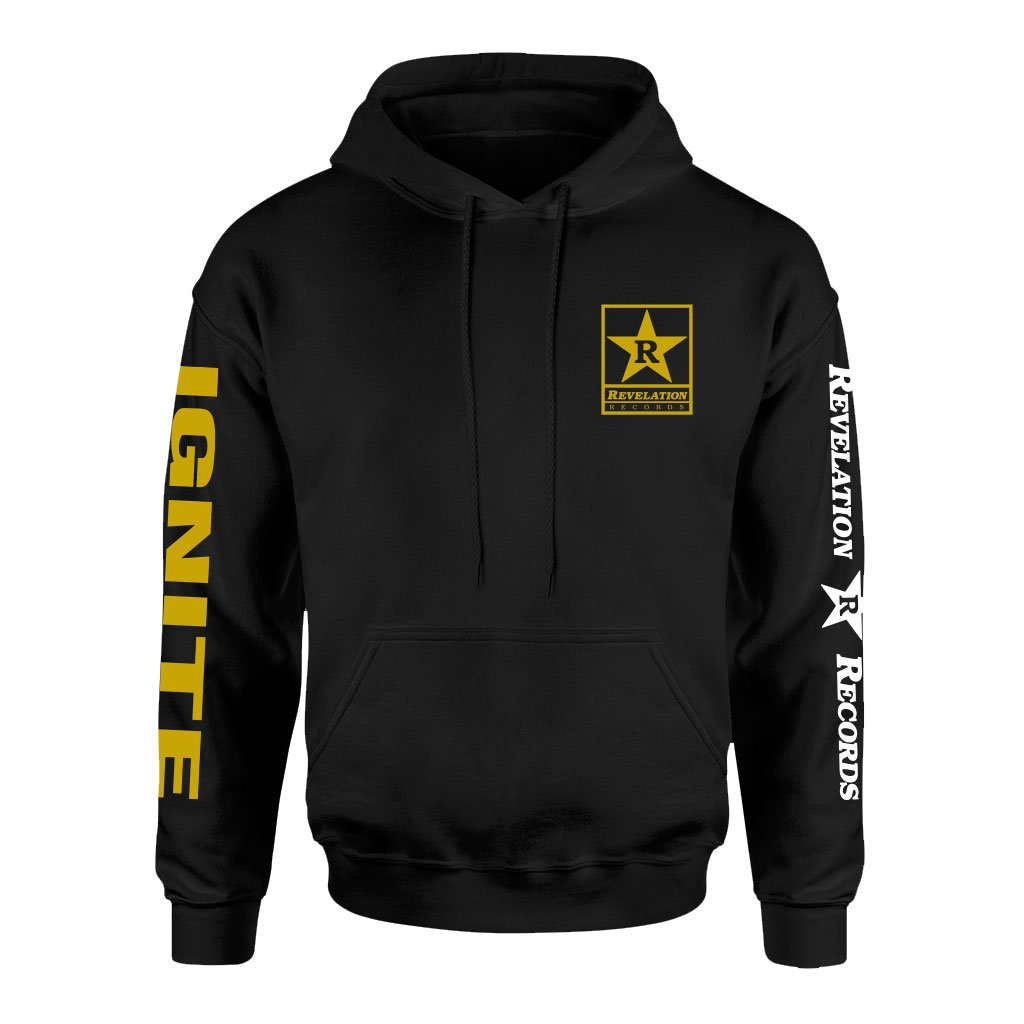 PRE-ORDER: IGNITE 'Call On My Brothers' Hooded Sweatshirt