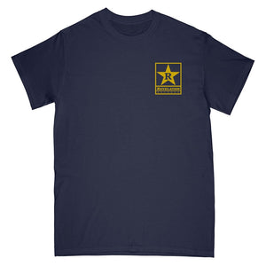 PRE-ORDER: IGNITE 'Call On My Brothers' T-Shirt / NAVY BLUE