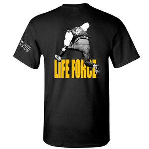 LIFE FORCE 'Out Front' T-Shirt