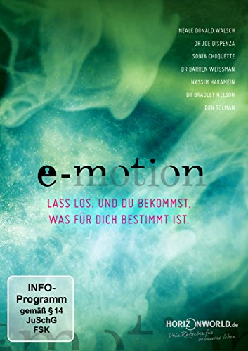 'E-MOTION' Documentary Film - DVD