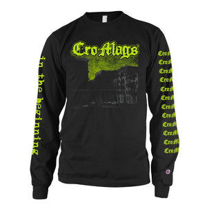 PRE-ORDER: CRO-MAGS 'In The Beginning' Longsleeve (Champion)