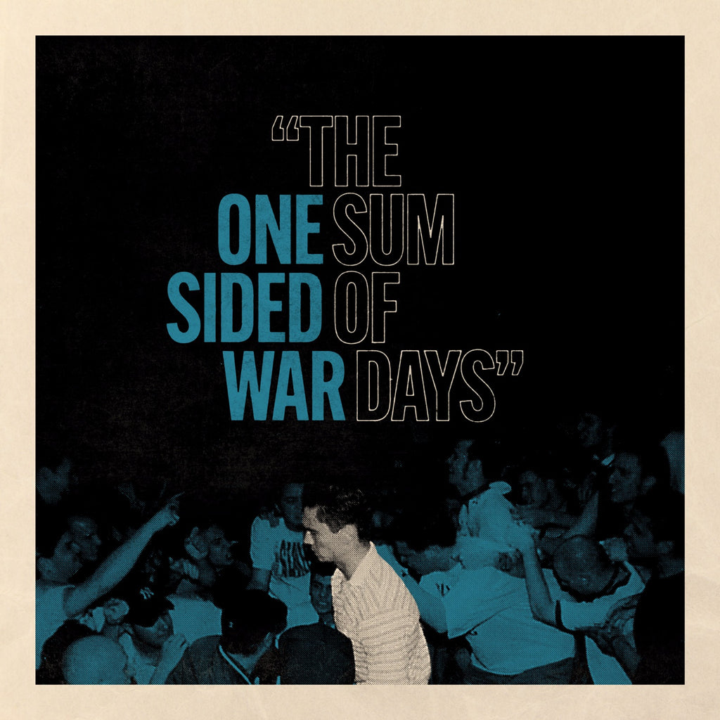 ONE SIDED WAR 'The Sum of Days' LP
