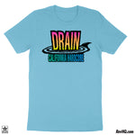 DRAIN 'California Hardcore' T-Shirt