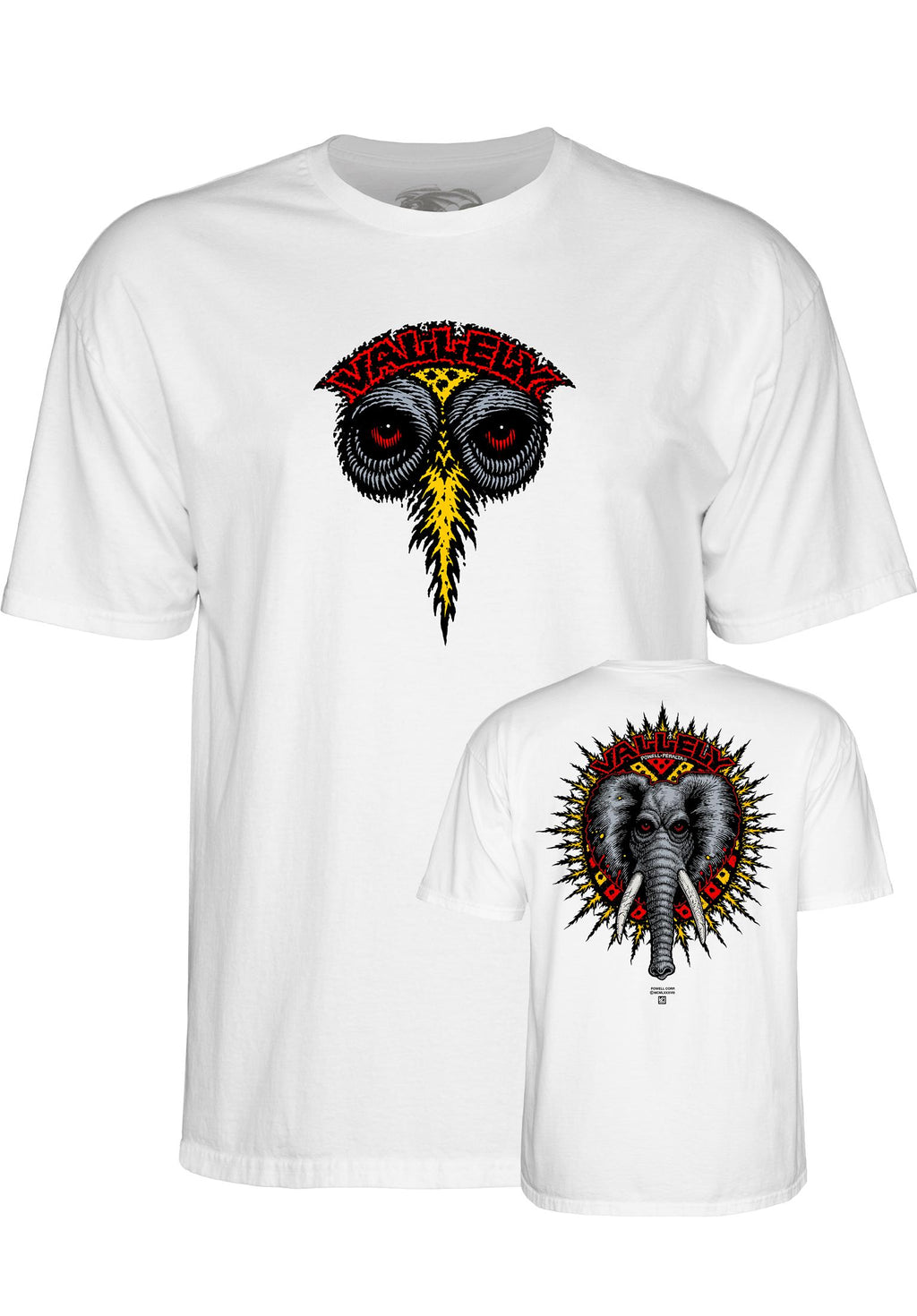 POWELL-PERALTA 'Vallely Elephant' T-Shirt