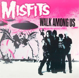 MISFITS 'Walk Amongst Us' LP