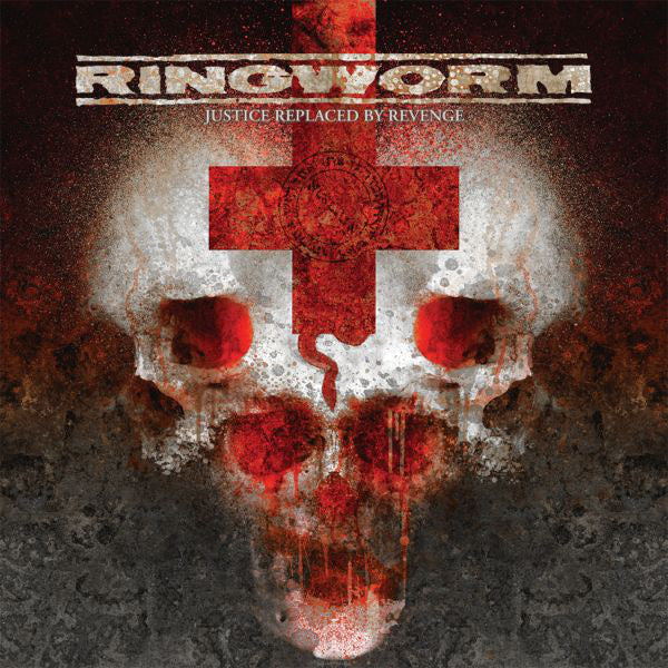 RINGWORM 'Justice Replaced By Revenge' LP