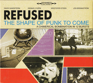 REFUSED 'Shape Of Punk To Come' 2xLP