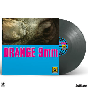 "ORANGE 9MM 's/t' 12"" EP / RHYNO SKIN GREY EDITION"