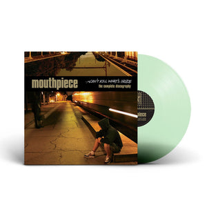 PRE-ORDER: MOUTHPIECE 'Can't Kill What's Inside: The Complete Discography' LP / COKE BOTTLE CLEAR EDITION