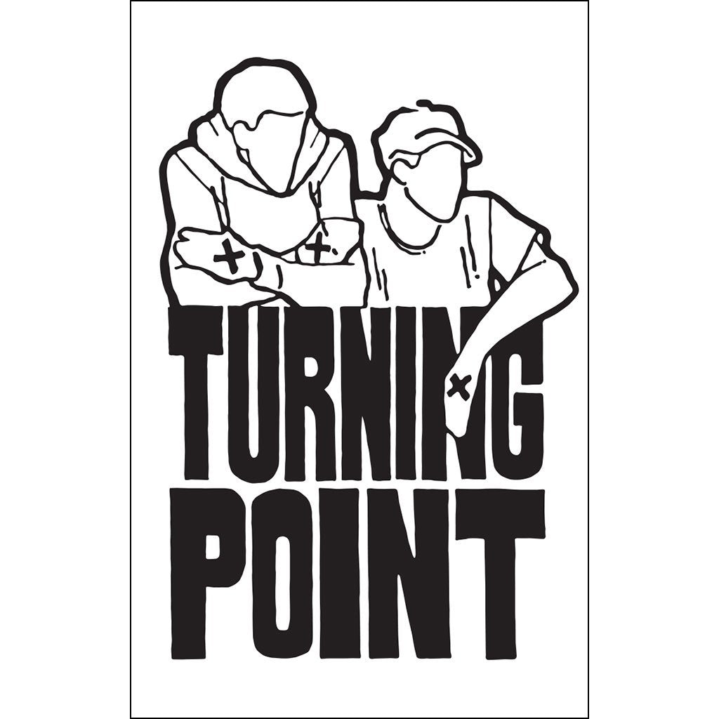 PRE-ORDER: TURNING POINT 'Demo' Cassette Tape