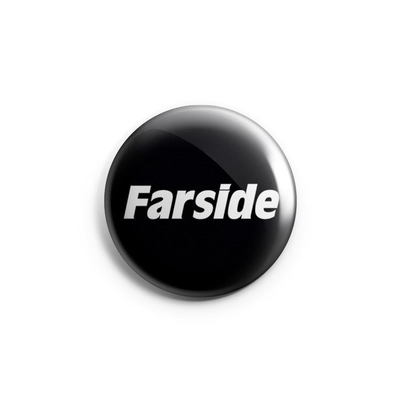 FARSIDE 'black' Button