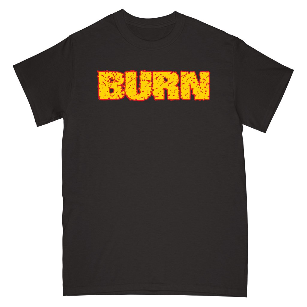 BURN 'Shall Be Judged' T-Shirt