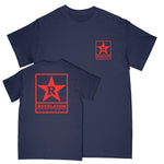 REVELATION RECORDS 'Logo 2020' T-Shirt / Navy Blue