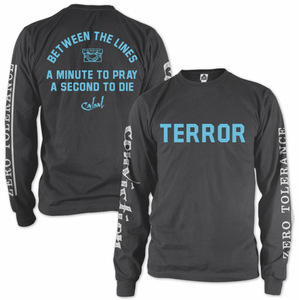 TERROR 'Between The Lines' Longsleeve
