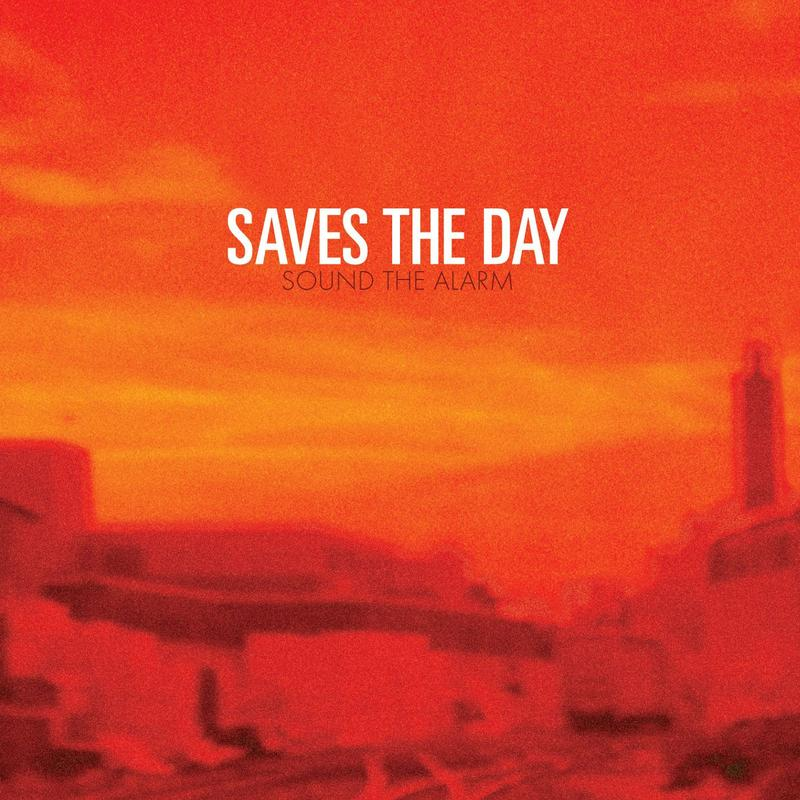 SAVES THE DAY 'Sound The Alarm' LP