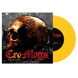 PRE-ORDER: CRO-MAGS 'From The Grave' 7""
