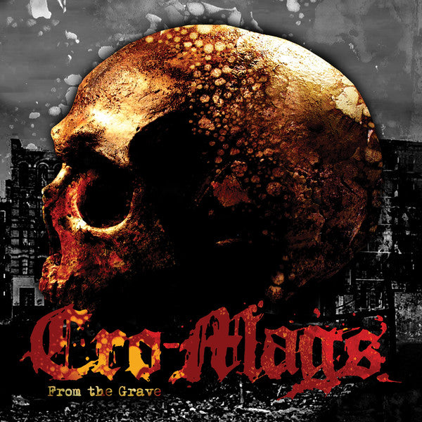 CRO-MAGS 'From The Grave' 7""