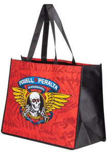 POWELL-PERALTA 'Winged Ripper' Shopping Bag
