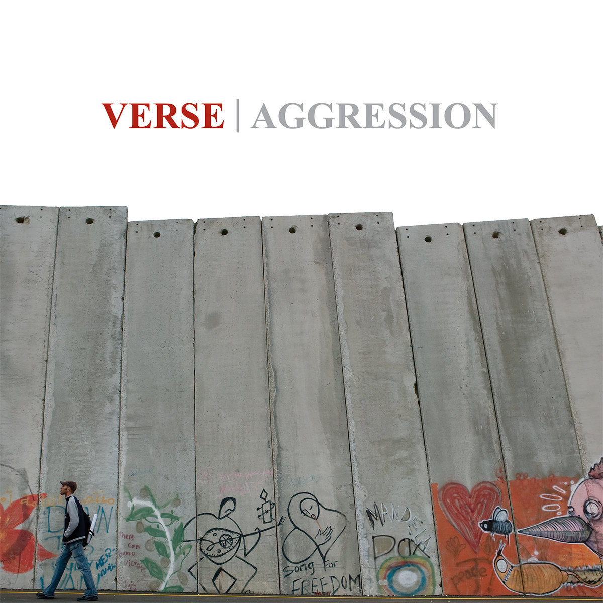 VERSE 'Aggression' LP