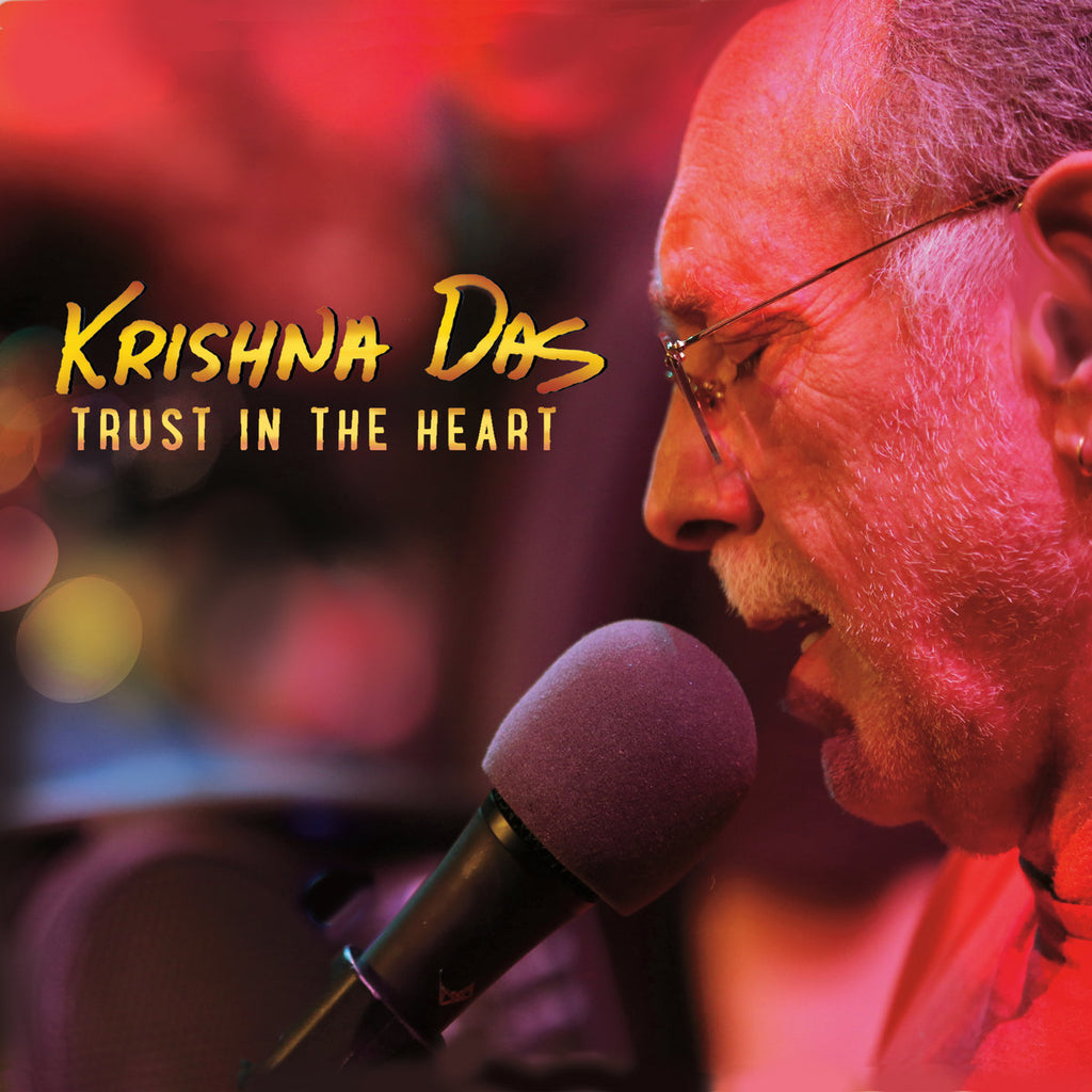KRISHNA DAS 'Trust In The Heart' CD