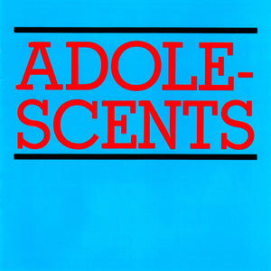 ADOLESCENTS 's/t' LP / COLORED EDITION