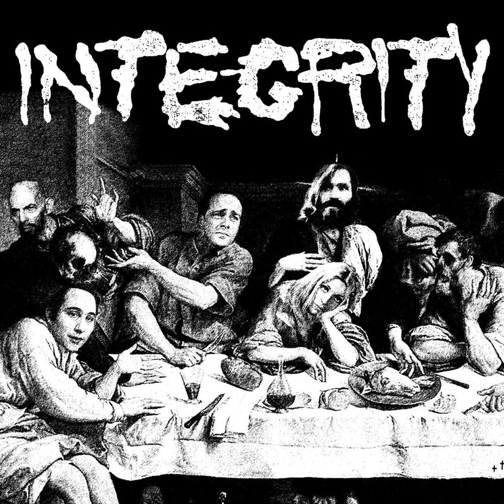 INTEGRITY 'Palm Sunday' LP / GREEN EDITION