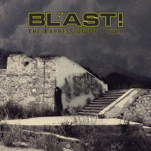 BL'AST 'Expression Of Power' 3 x LP
