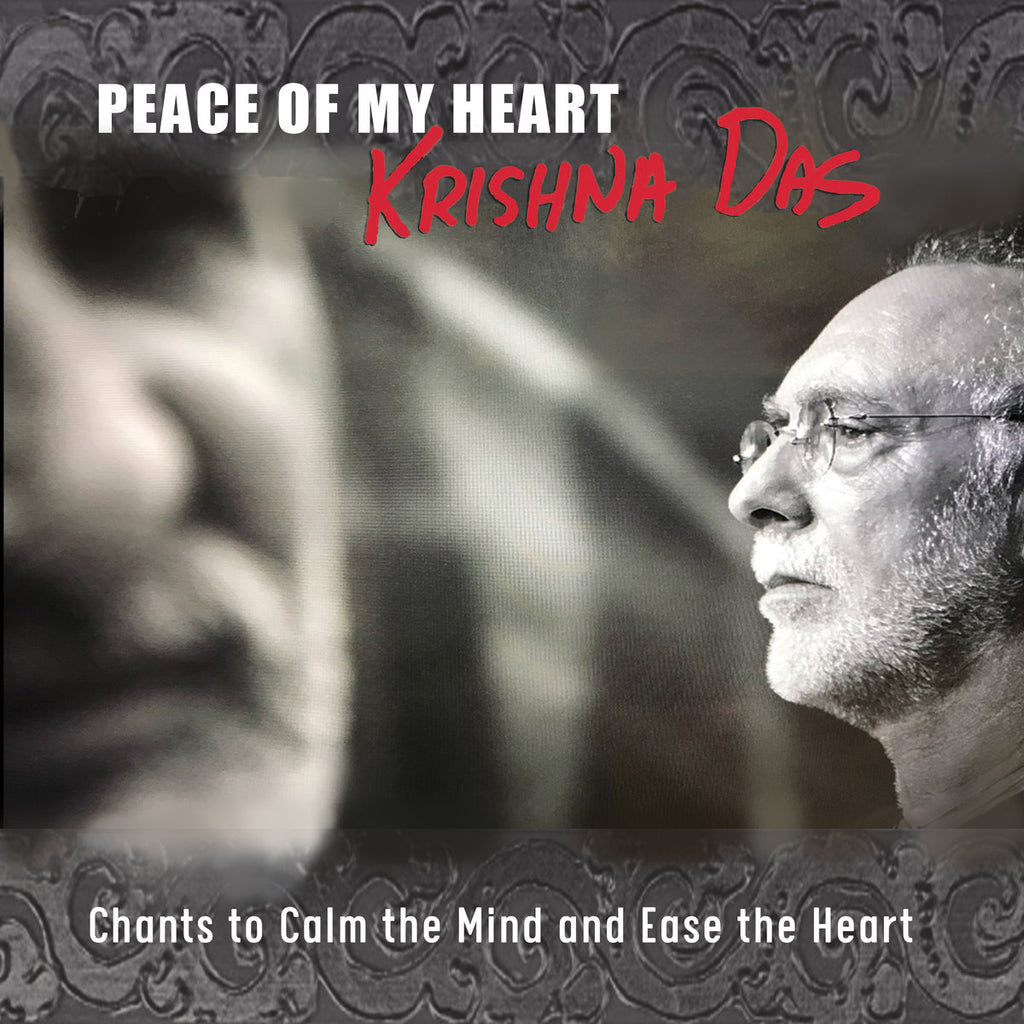 KRISHNA DAS 'Peace of My Heart' 2CD