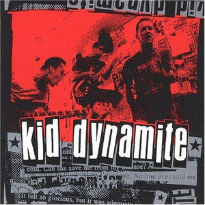 KID DYNAMITE 's/t' LP / USA IMPORT