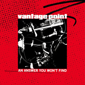 PRE-ORDER: VANTAGE POINT 'An Answer You Won't Find' 7""