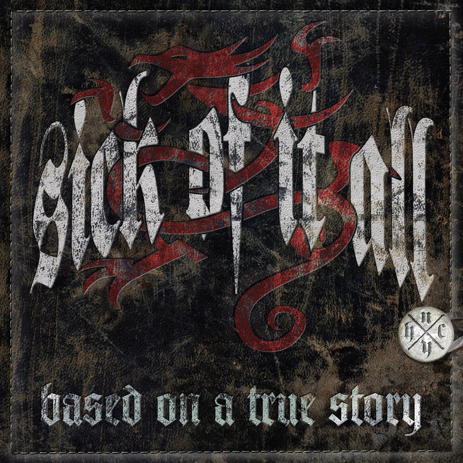 SICK OF IT ALL 'Based On A True Story' LP / COLORED