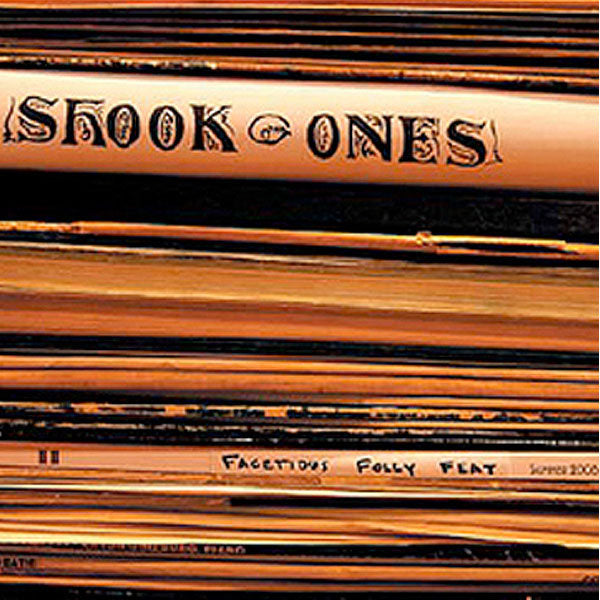 SHOOK ONES 'Facetious Folly Feat' LP / COLORED EDITION