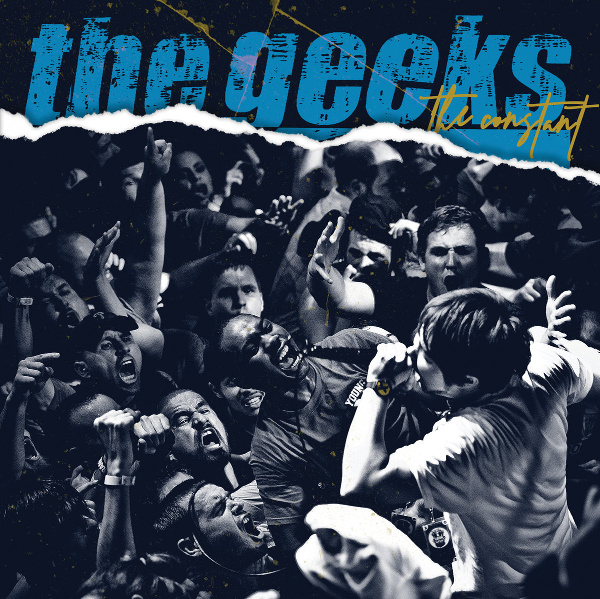 "THE GEEKS 'The Constant' 7"" / COLORED EDITION"