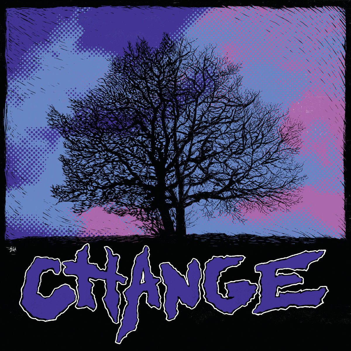 CHANGE 'Closer Still' LP / BLUE EDITION