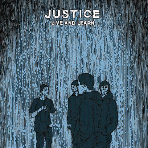 JUSTICE 'Live And Learn' 12""