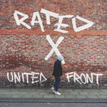RATED X 'United Front' LP