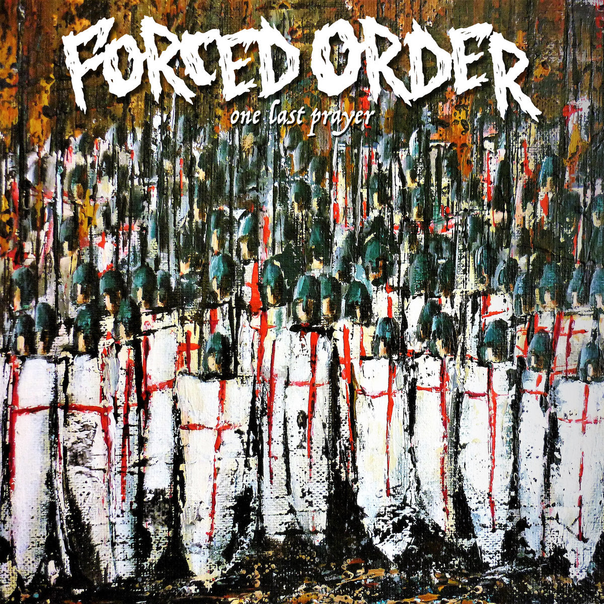 FORCED ORDER 'One Last Prayer' LP / COLORED EDITION