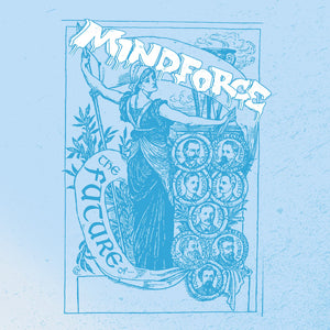 "MINDFORCE 'The Future Of...' 7"" / CLEAR EDITION"
