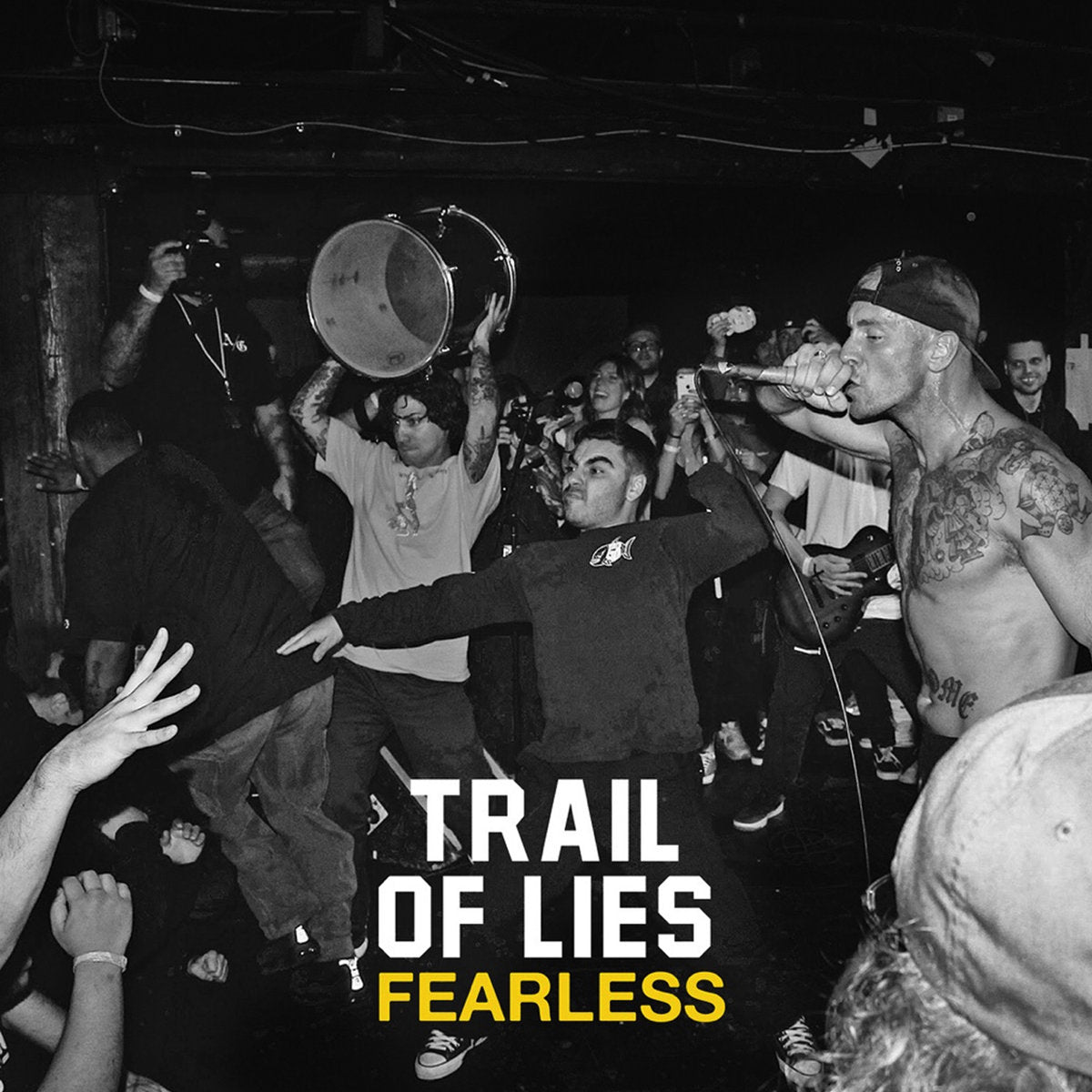 TRAIL OF LIES 'Fearless b/w Strong Willed' 7""