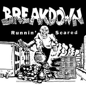 BREAKDOWN 'Runnin Scared' LP