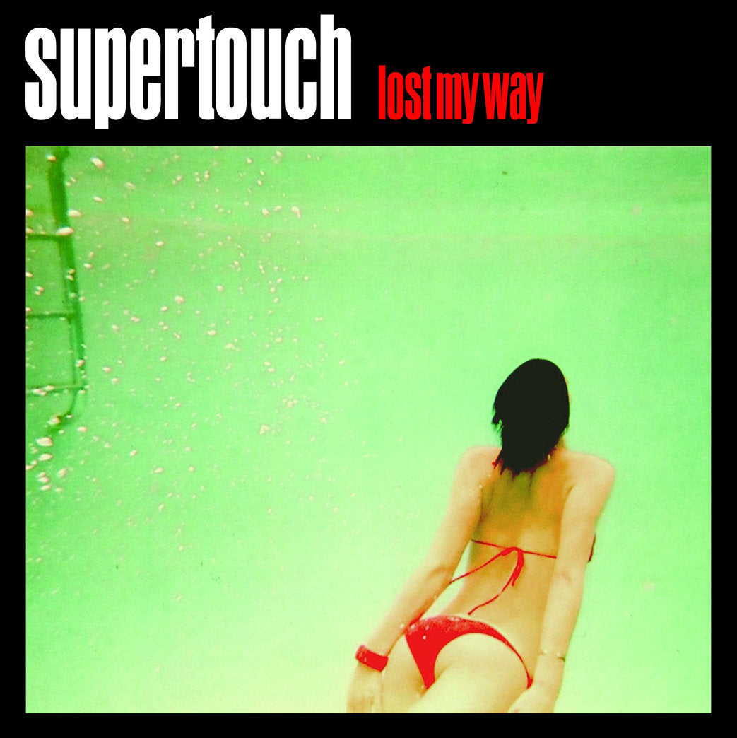 SUPERTOUCH 'Lost My Way' 7""