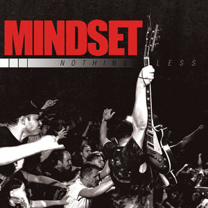 MINDSET 'Nothing Less' 7""