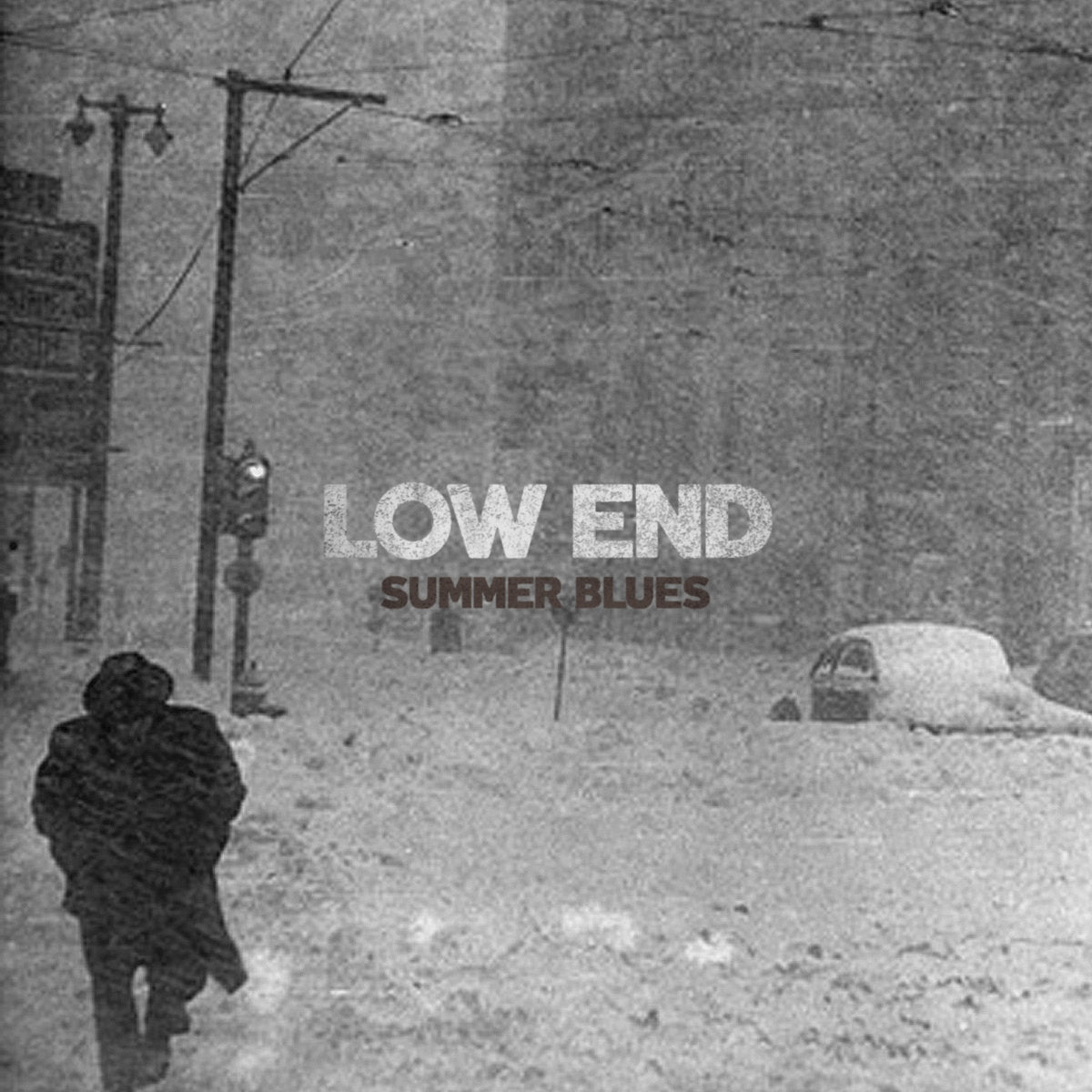 "LOW END 'Summer Blues' Flexi 7"" / COLORED EDITION"