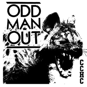 "ODD MAN OUT 'CCHC' 7"" / BLUE EDITION"